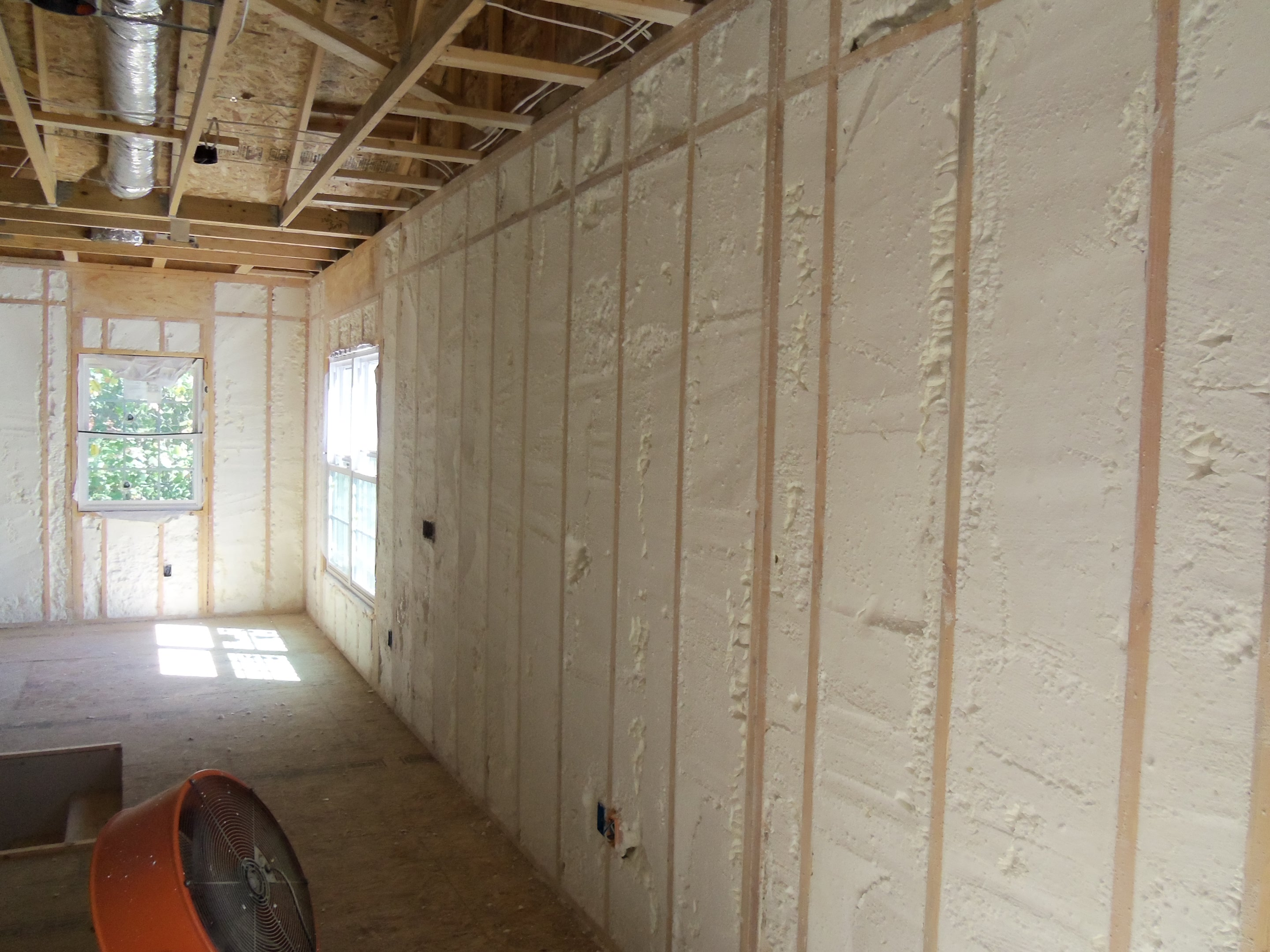St Louis Spray Foam Insulation Green Space Construction