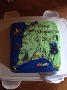 Cape Chignecto Cake