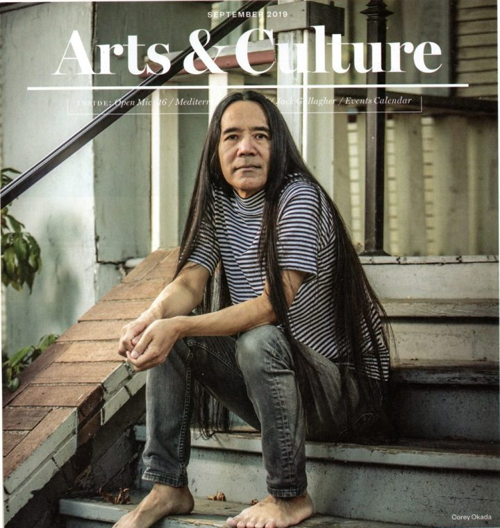 Corey Okada in Sacramento Magazine - September 2019