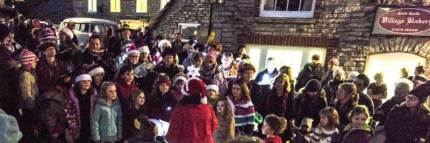 corfe-castle-switch-on-09