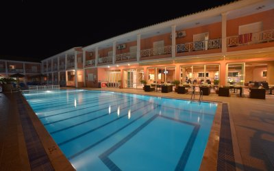 Angelina Hotel, Sidari