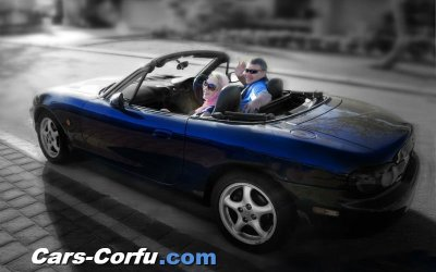 Cars Corfu – Corfu's biggest car rental booking service