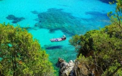 Top 5 Dive Sites in Corfu