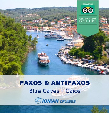 Paxos Daily Cruise