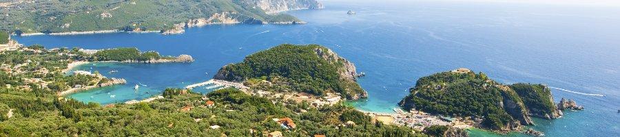 Palaiokastritsa Corfu