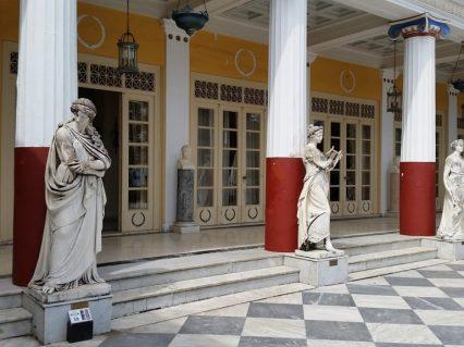 ach04 Achilleion Palace