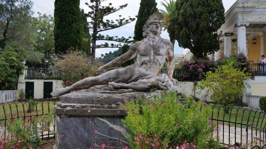 achilles Achilleion Palace