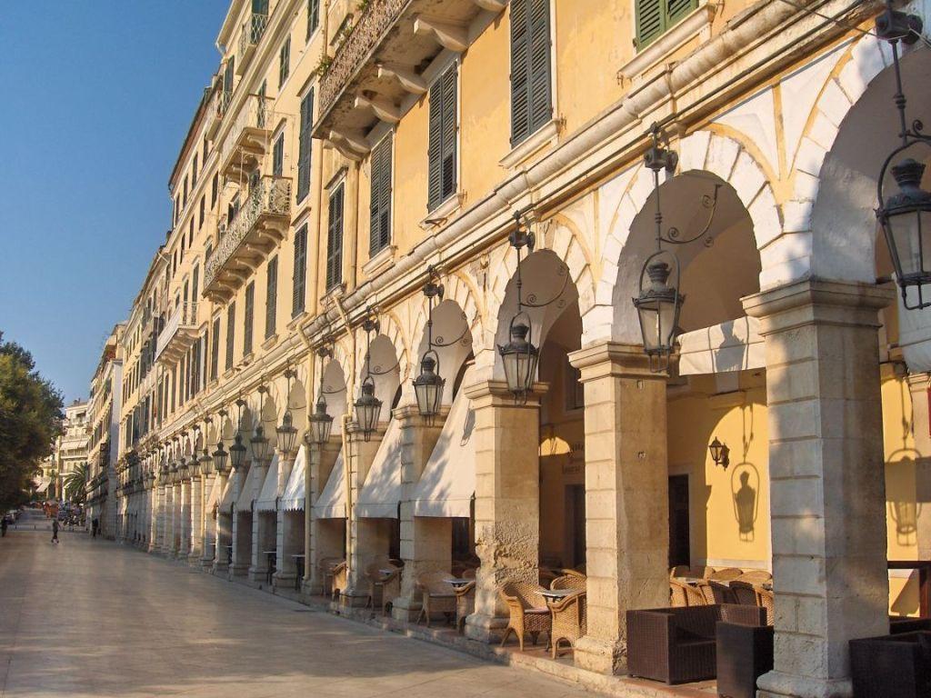 Liston - Corfu