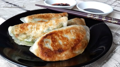 Steamed Chives Dumplings