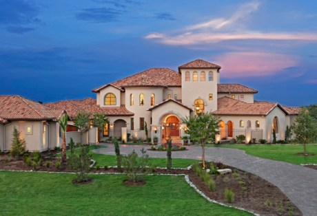 Seven Oaks Custom Home