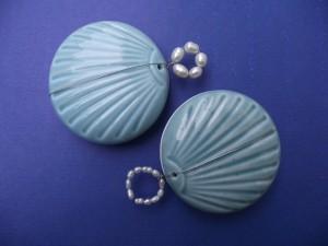 porseleinen sieraden doosjes met parels