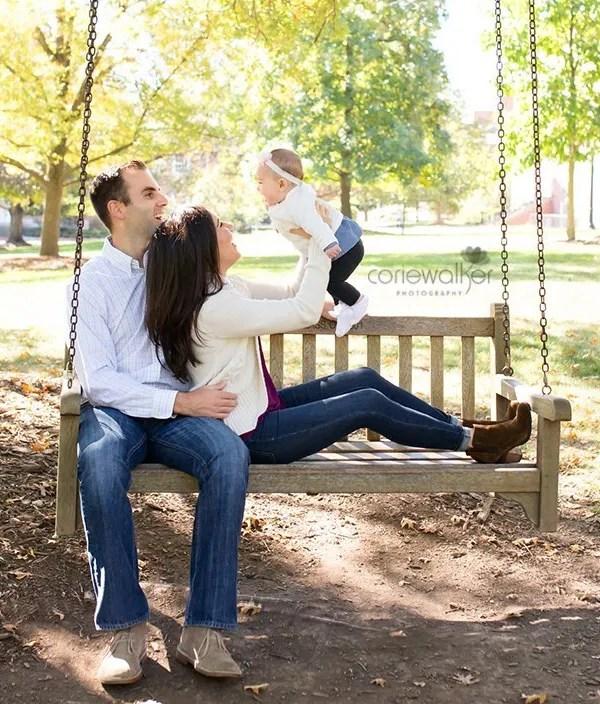 Hudson Ohio First Year Milestone Photographer | Elyse is 6 months
