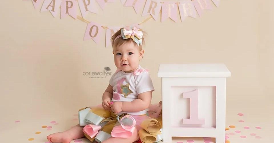 happy first birthday baby