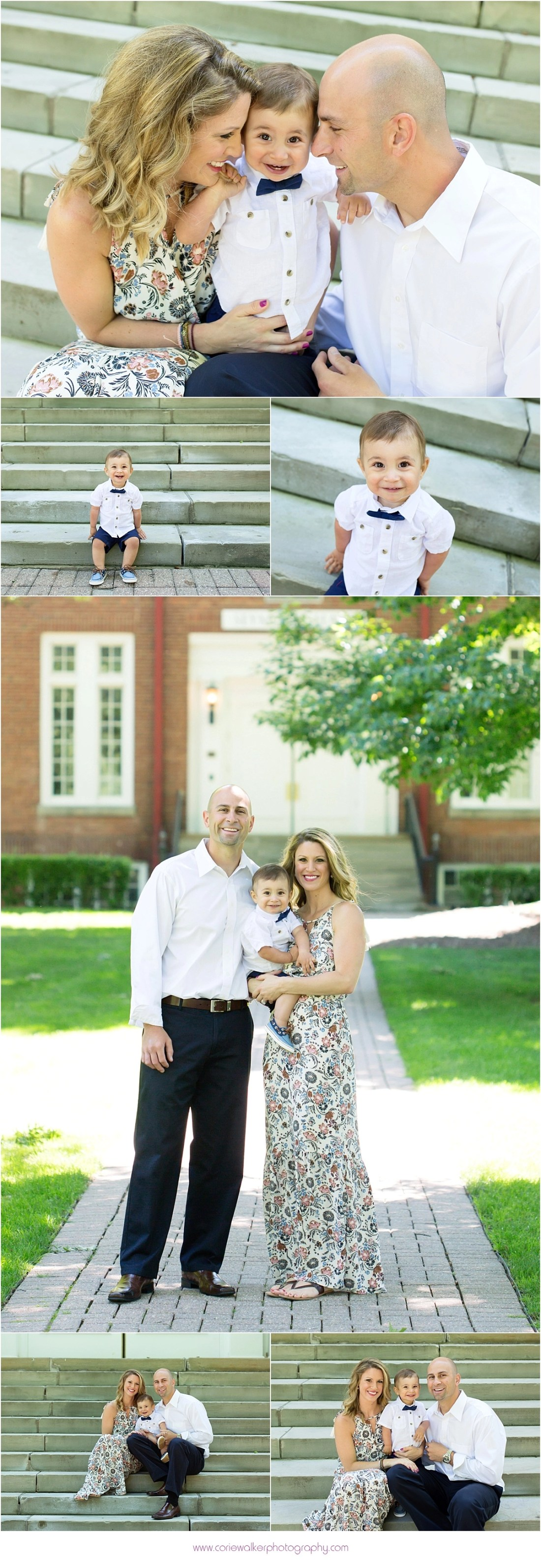 Akron Ohio Family Photographer