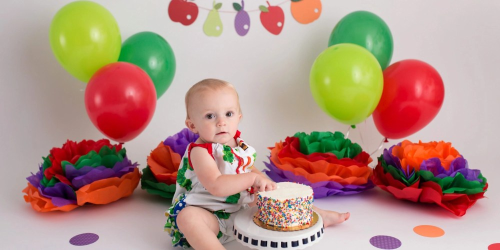 First Birthday Pictures