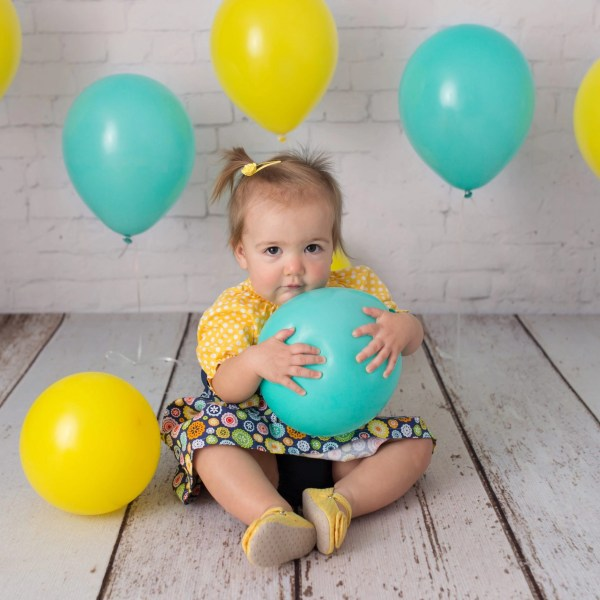 first birthday photos hudson oh
