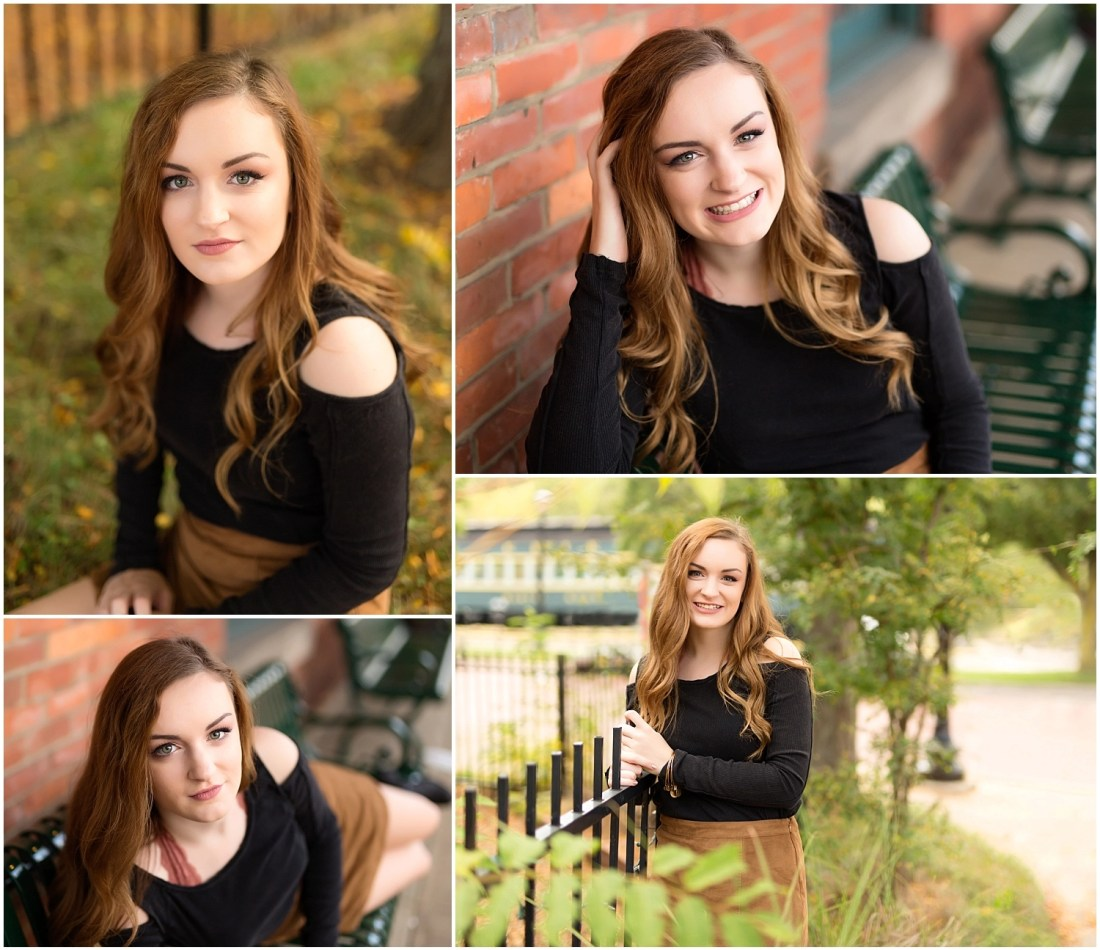 High School Senior Photographer Kent State