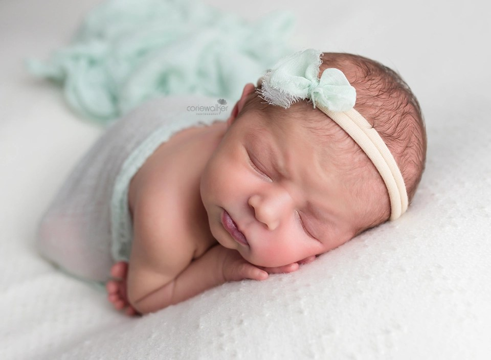 Newborn Studio Photography Northeast OH