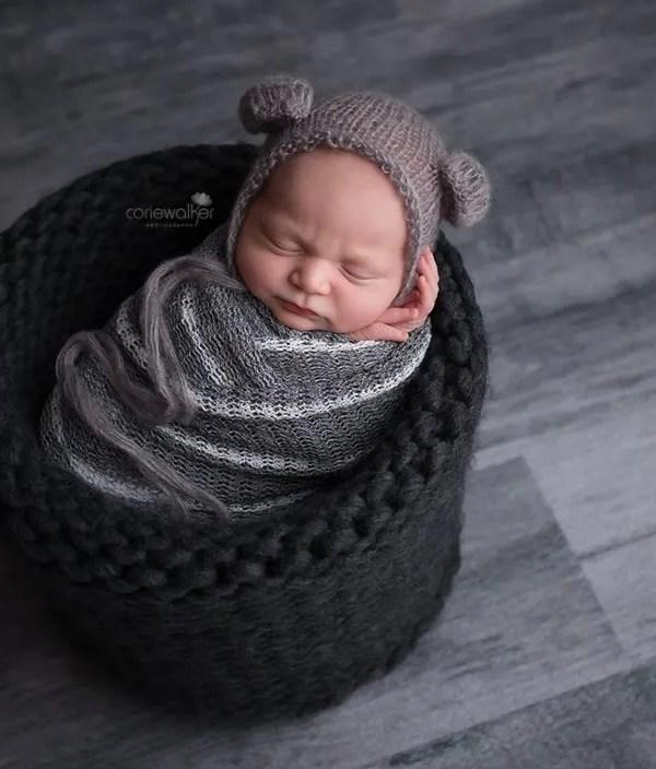 Wadsworth Newborn Photographer | Sweet Alexander