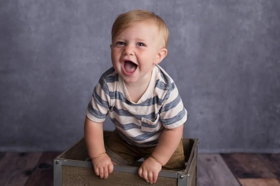 happy baby photos ohio