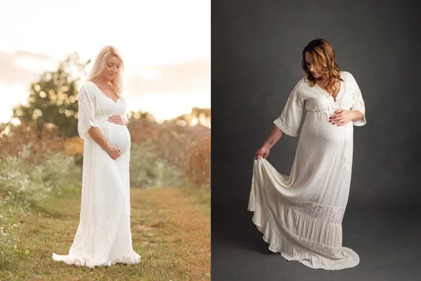 maternity client closet