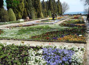 Balcic, raiul culorilor