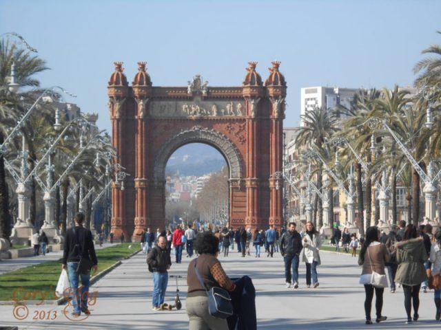 Barcelona, ce vedem mai întâi?! (partea a II-a)