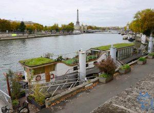 O zi în Paris