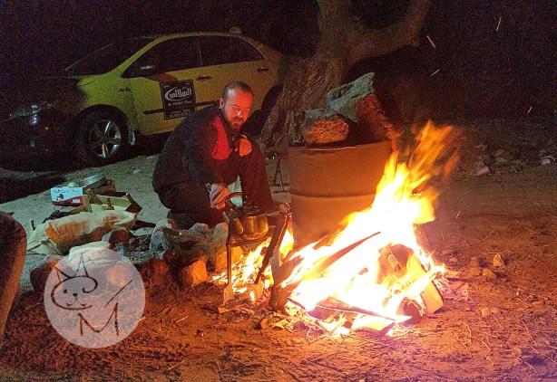 Cină la foc cu iordanienii, la adăpostul munților stâncoși (ep 5)