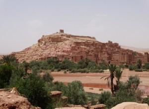 Aït Benhaddou, castelul de nisip locuit – road trip în Maroc (ep 7)