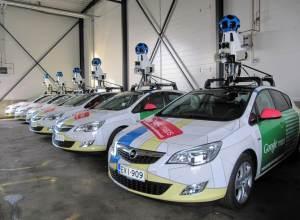 Mașinile Google Street View revin în România