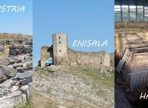 Trei cetăți din Delta Dunării: Histria, Enisala și Halmyris