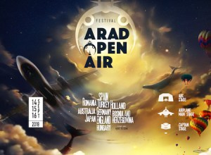 New in Romania: Arad Open Air Festival