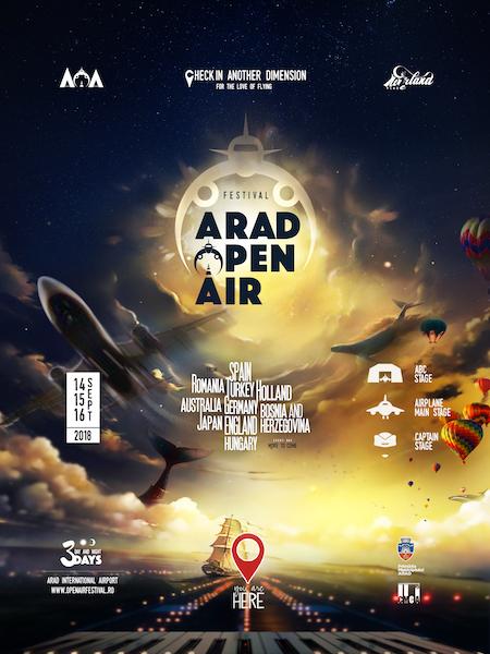 New in Romania: Arad Open Air Festival