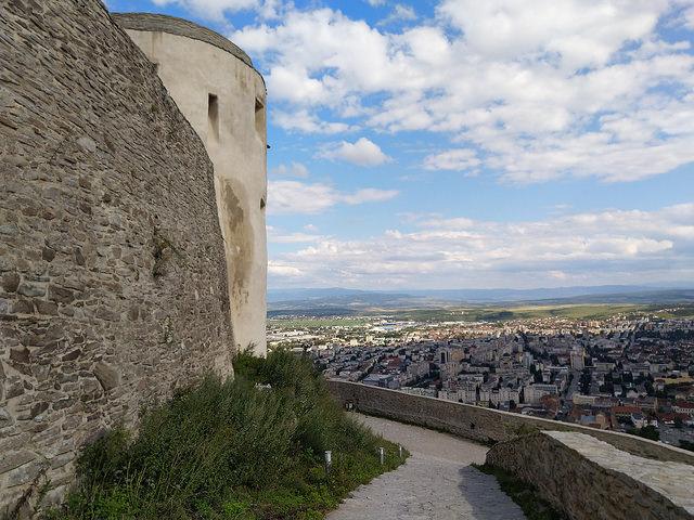 Cetatea Deva, istorie, cultură și… turism