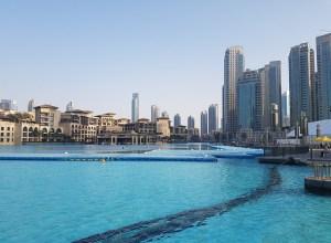 Dubai, uimire în contururi futuriste