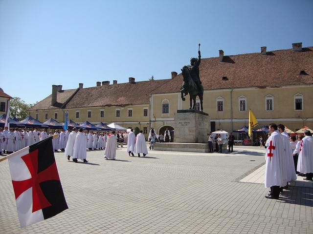 Printre tainele fortăreței de la Alba Iulia
