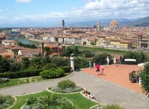 Florența, o vacanță ca într-un muzeu în aer liber