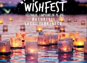 În weekend are loc primul festival dedicat lampioanelor pe apă din București