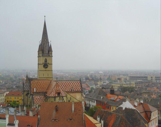 Sibiu, cel mai mare ansamblu urban medieval din România