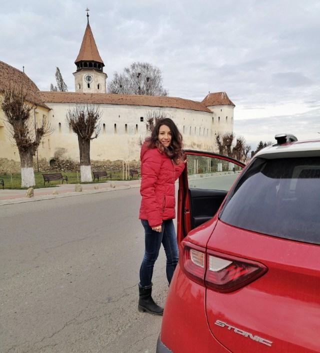 Prin Transilvania și cetățile ei săsești cu Kia Stonic (partea I)
