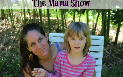 The Mama Show – Get healthy and sane! I'll show you how. Also: goat babies.