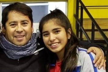 Liceana Javiera Miranda se convierte en seleccionada nacional de balonmano y nos representará en Sudamericano que se disputará en Paraguay
