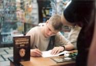 Raoul Borchin la 16 ani, debut editorial