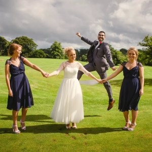 Wedding photographer, Corin Bishop, captures an Irish Greek vintage style wedding dress at boutique wedding venue New Forest Estate County Westmeath