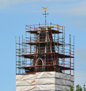 Steeple on June 30 X