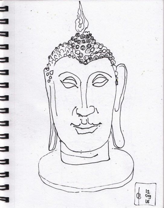 sep12_Buddha face pen #1 crop