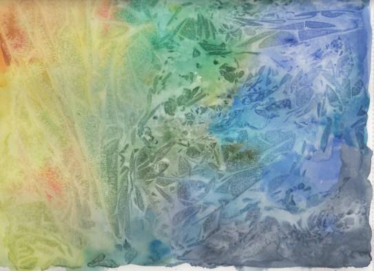 Watercolor on watercolor paper. #166/365