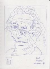 Dali drawing #5 feb21