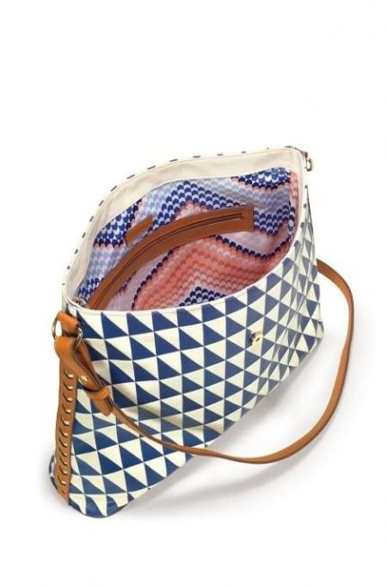SAC BESACE CROSBY - CARREAUX GÉO STELLA AND DOT